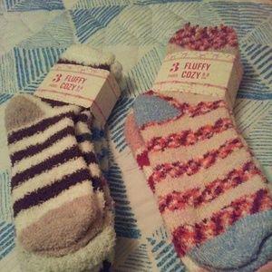 Socks (bundle) 97% polyester 3% spandex